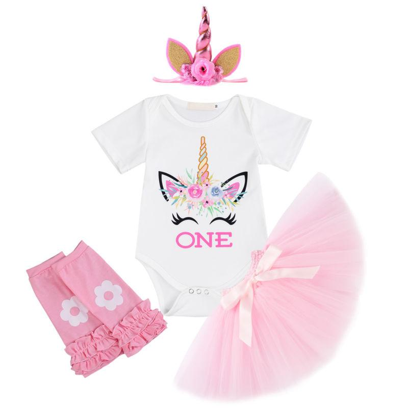1st Birthday Unicorn Outfit