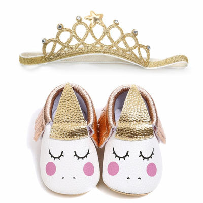 Lullaby Tassel Moccasins