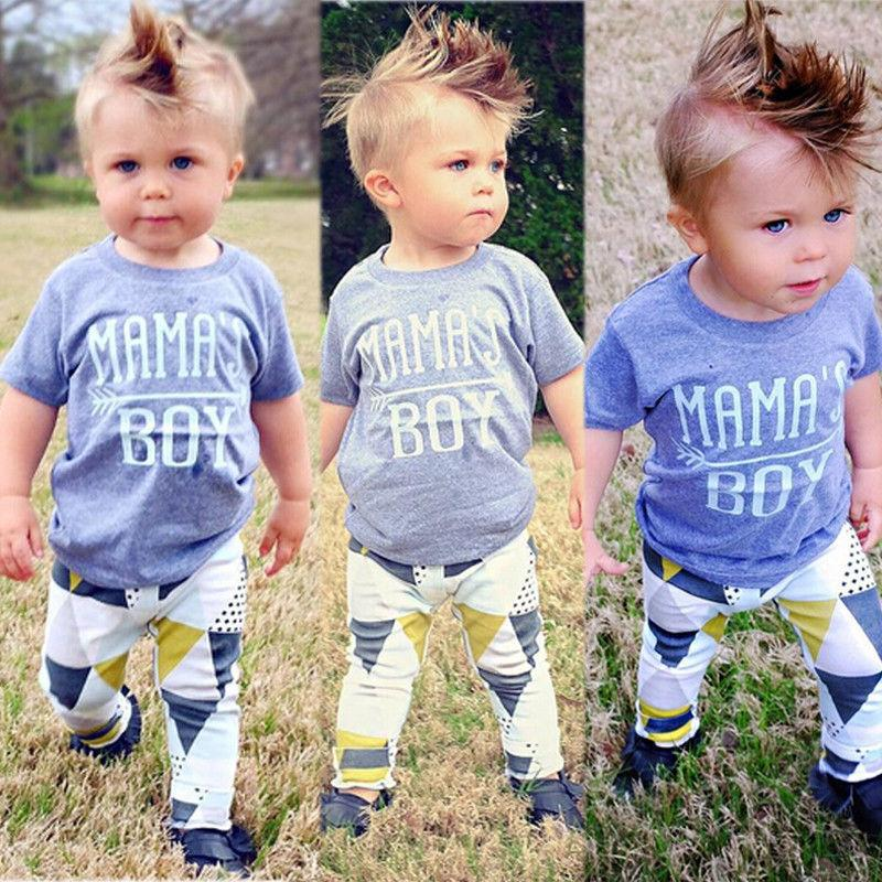 Mama's Boy 2pc set