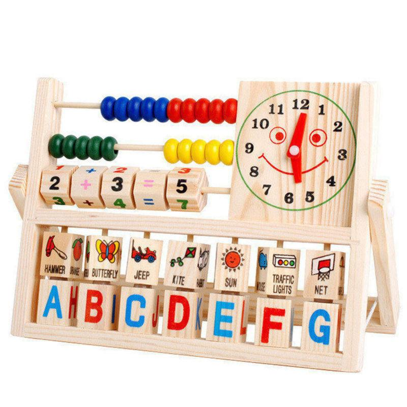 Children Learning/Developmental  Wooden Toy