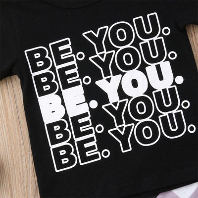 Be. You.