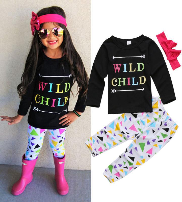 Wild Child 3pc Set