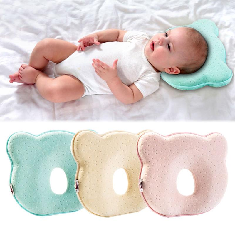 Newborn/ Infant Memory Foam Pillow