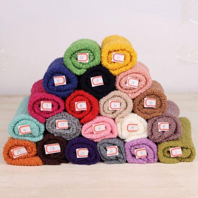 Newborn Stretch Knit Wrap