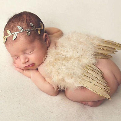 Angel Feather Wings Photography Prop