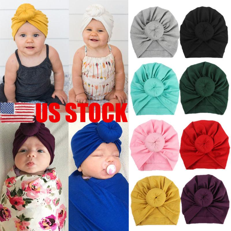 Turban Cotton Beanie