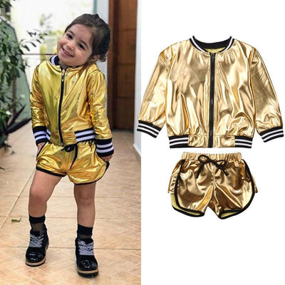 Gold Star Outfit