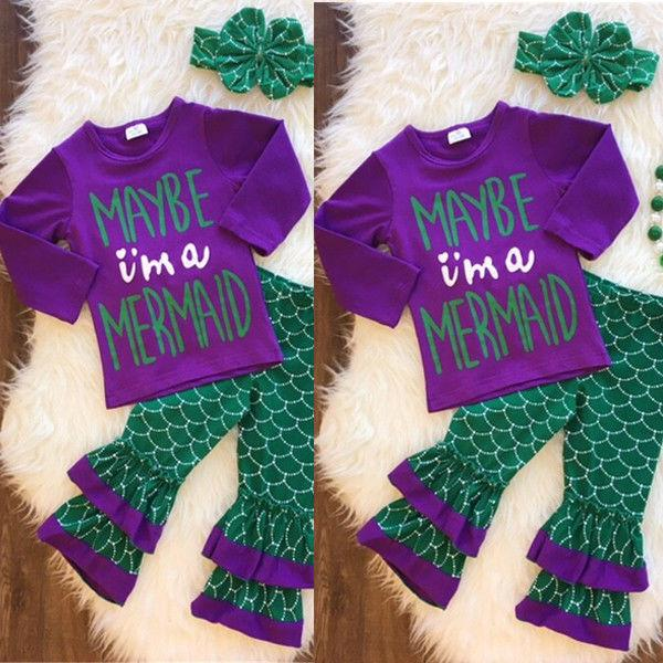 Maybe I'm a Mermaid 3PC Set