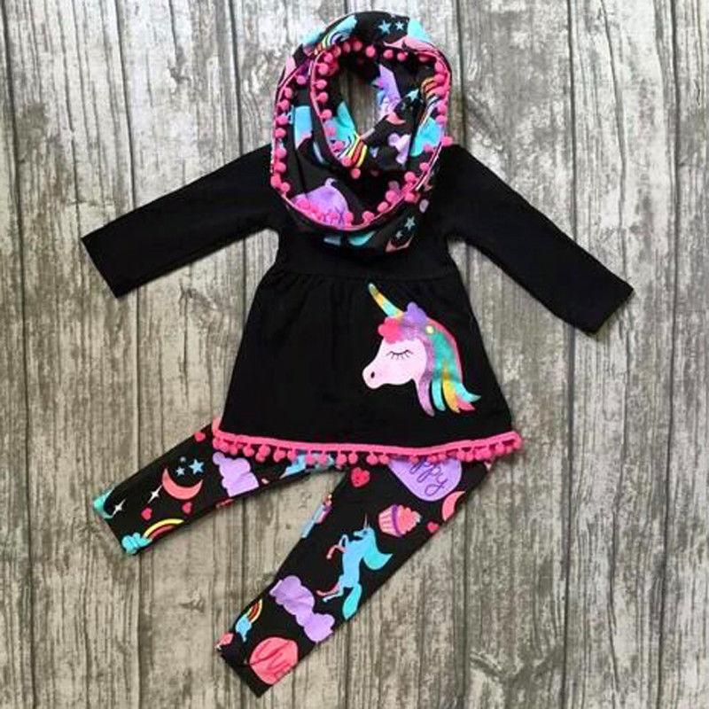 Warm Unicorn 3PC Set