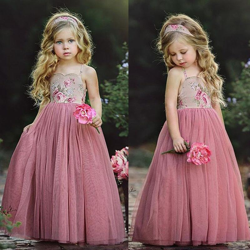 Long Princess Dress