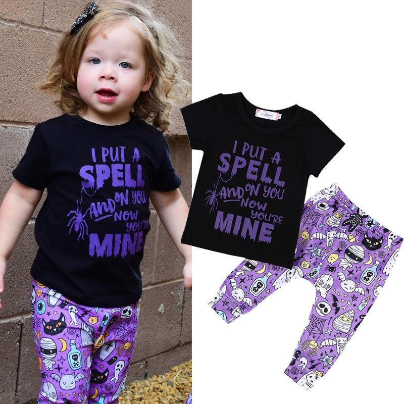 Magic Spells Tops+Pants Outfit