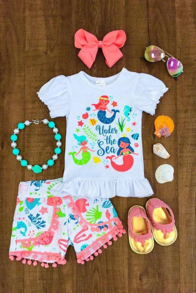 Under the Sea 2PC Set
