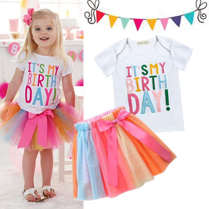 1st First Birthday Dress