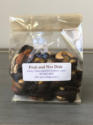 15 Fruit and Nut Disks