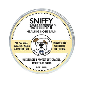 My Dog Foo Sniffy Whiffy Nose Healing Balm - Hero Pet Supplies