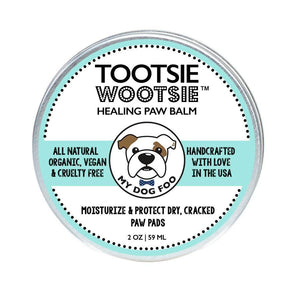 My Dog Foo Tootsie Wootsie Paw Balm - Hero Pet Supplies