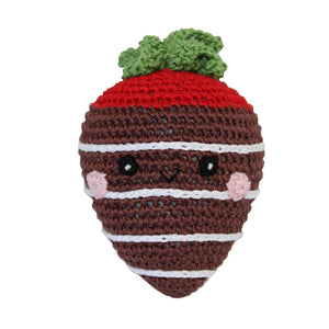 Mirage Pet Products Charlie The Chocolate Strawberry - Hero Pet Supplies