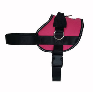 Bark Appeal Inc. Pink Reflective No Pull Harness - Hero Pet Supplies