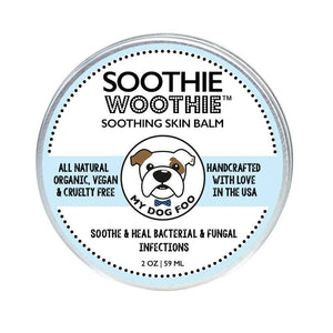 My Dog Foo Soothie Woothie Skin Soothing Balm - Hero Pet Supplies