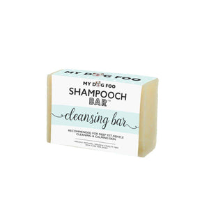 My Dog Foo Cleansing Shampooch Bar - Hero Pet Supplies