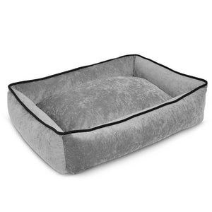 Pup IQ Grey Smart Pup Lounger - Hero Pet Supplies