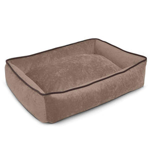 Pup IQ Mocha Smart Pup Lounger - Hero Pet Supplies