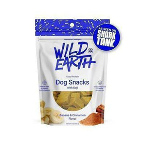 Hero Pet Supplies Wild Earth Banana and Cinnamon Dog Treats - Hero Pet Supplies