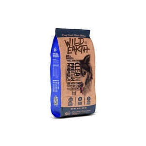 Hero Pet Supplies Wild Earth Clean Protein Dog Food (4 lb) - Hero Pet Supplies