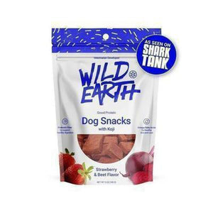 Hero Pet Supplies Wild Earth Strawberry and Beet Dog Treats - Hero Pet Supplies