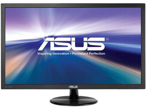 "ASUS VP247QG 23.6"" Full HD 1920x1080 1ms DP HDMI VGA Adaptive Sync/FreeSync Eye Care Monitor"