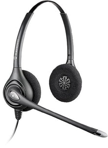 Plantronics HW261N Dual Ear Headset for Cisco Phones 7940, 7941, 7942,  7945, 7960, 7961, 7962, 7965, 7970, 7971, 7975