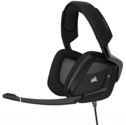 Corsair Gaming VOID PRO RGB USB Premium Gaming Headset with Dolby Headphone 7.1, Carbon