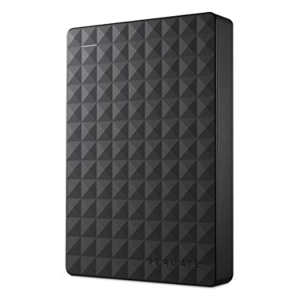 Seagate 4TB Expansion Portable External Hard Drive USB 3.0 Model STEA4000400 Black