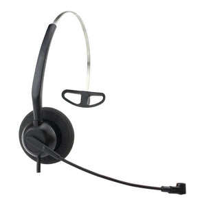 Axicom Office Headset w/Flexible Mic for Cisco Phones 7940, 7941, 7942, 7945, 7960, 7961, 7962, 7965, 7970, 7971, 7975