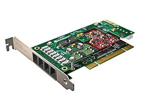 Sangoma A20002 4 Port FXO Analog Card - Standard PCI