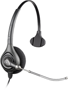 Plantronics HW251N Single Ear Headset for Cisco Phone 7940, 7941, 7942, 7945, 7960, 7961, 7962, 7965, 7970, 7971, 7975 and more