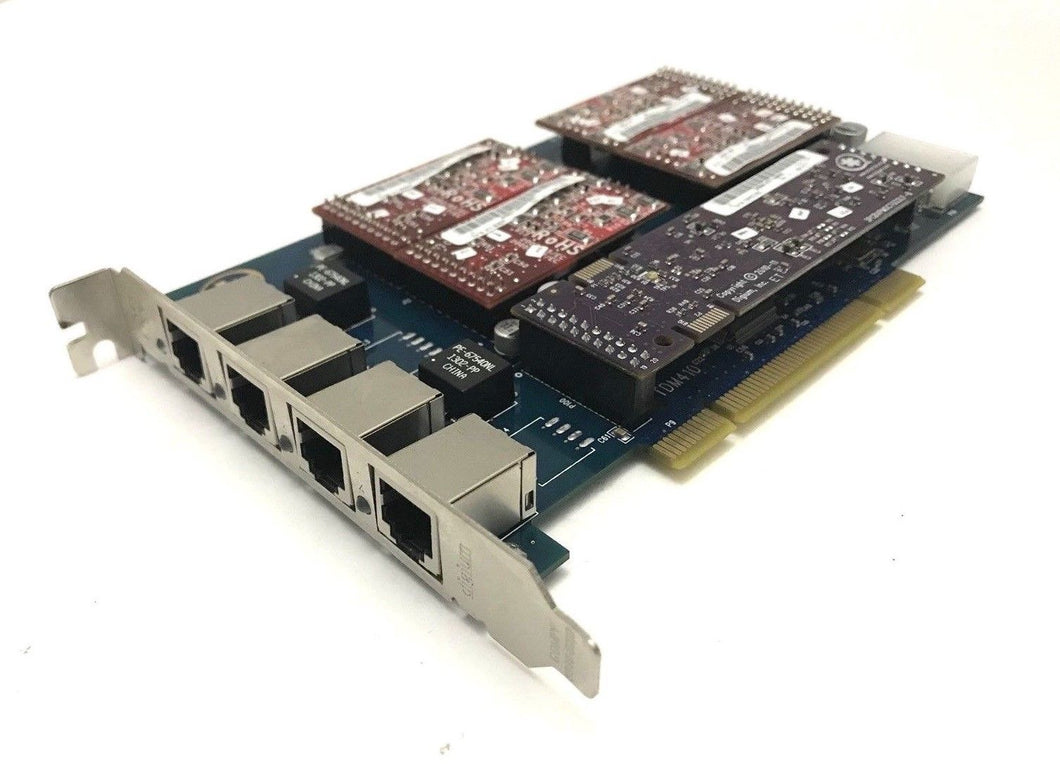 Openvox  TDM410 4 Port TDM PCI Card with 4 FXS