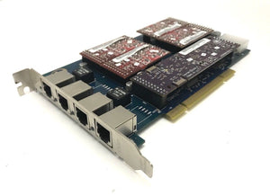 Openvox  TDM410 4 Port TDM PCI Card with 3 FXO