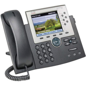 Cisco 7965G Six Line Color Display IP Phone