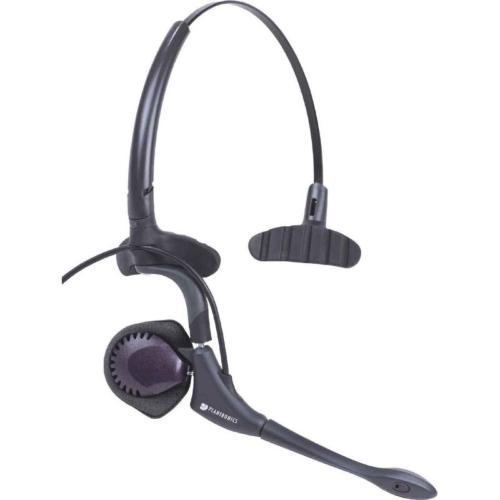 Plantronics H171N DuoPro Convertible Headband Noise-Canceling Phone - Compabitble with Yealink Phones