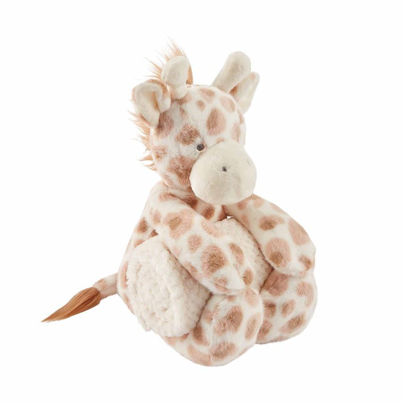 Giraffe Blanket Set