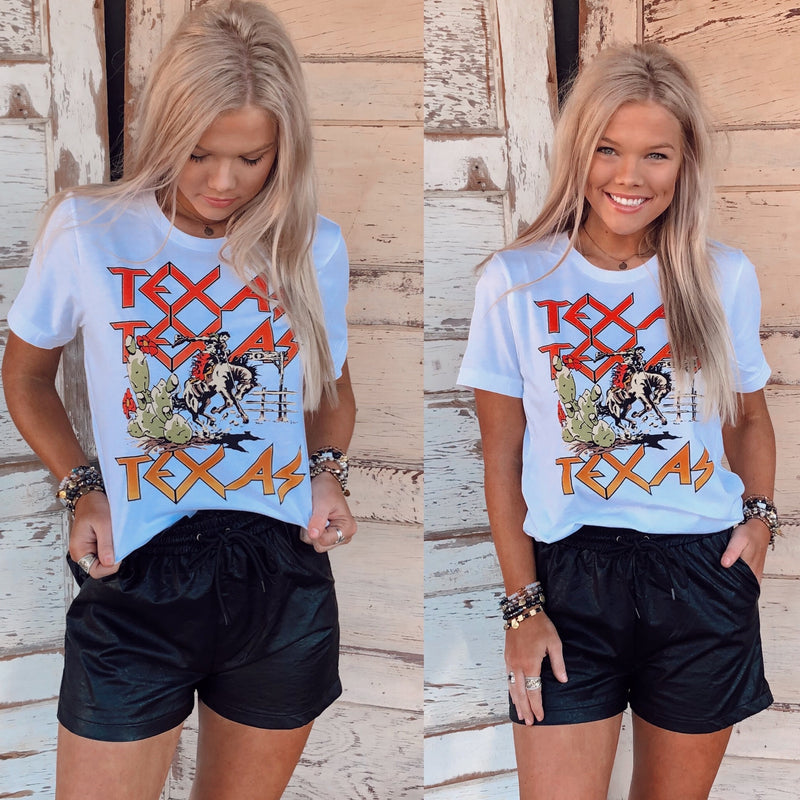 Texas Rodeo Graphic Tee