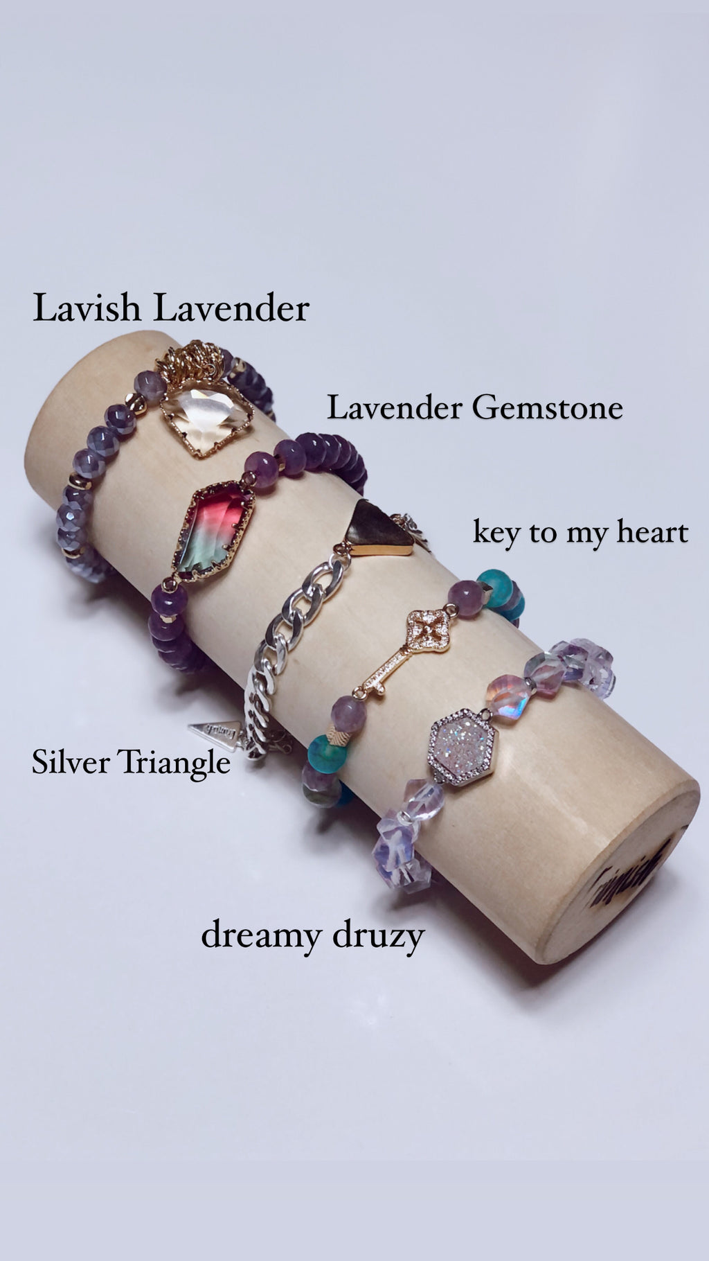 Assorted Lux Stardust Bracelet