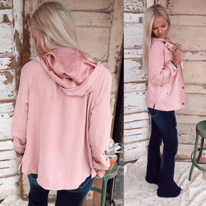 Melbourne Rose Jacket