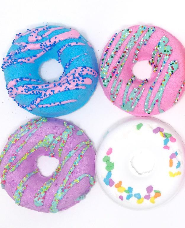Assorted Donut Bathbombs