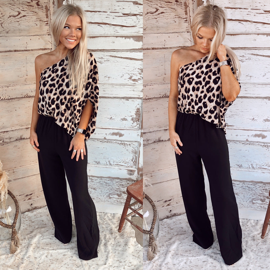 Glamour Girl Jumpsuit