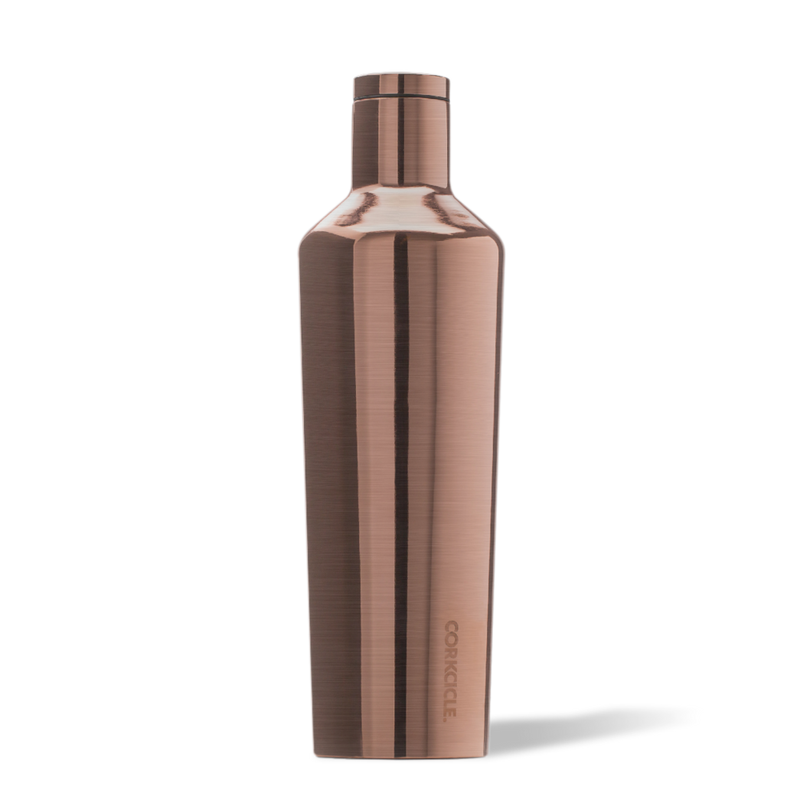Corkcicle Metallic Copper Canteen