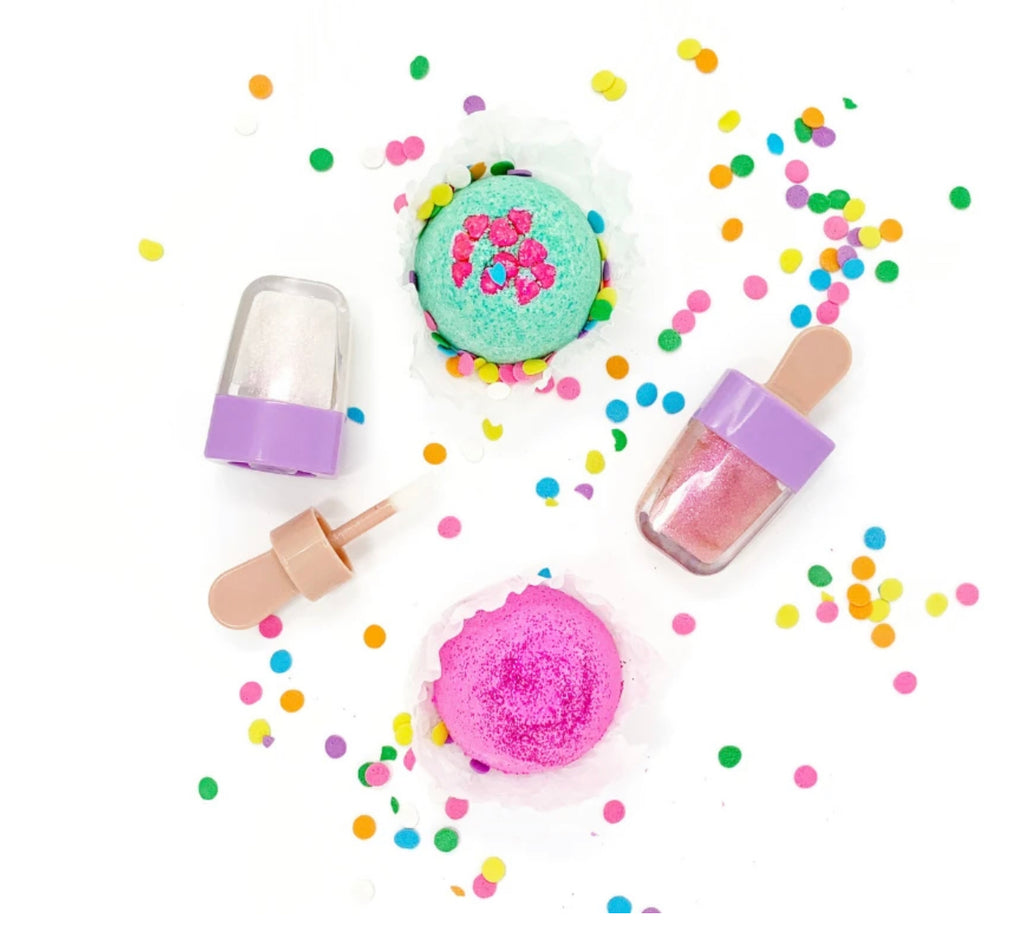Sweet Treat Bath Bomb Gift Set