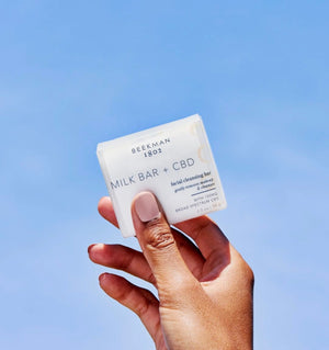 Beekman CBD Bar Soap