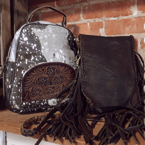 The Silver Wings Backpack